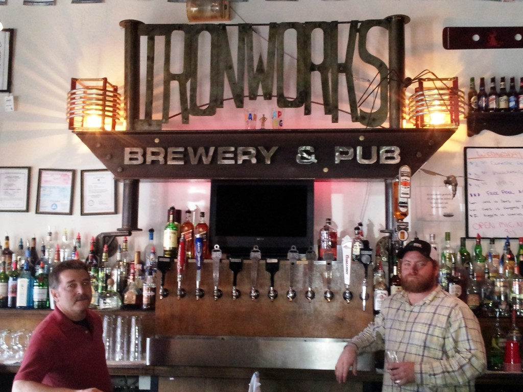 Ironworks Brewery