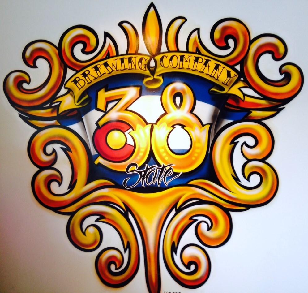 38 State Logo