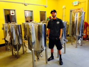 Brett Blazek 38 State Brewing