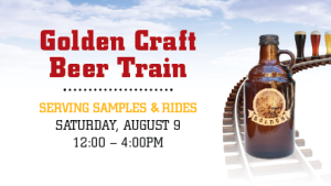 Craft Beer Train Golden 2014