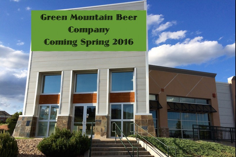 Green Mountain Beer Co- Coming Soon
