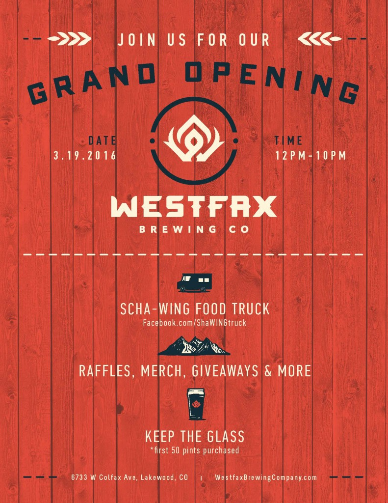 WestFax Flyer